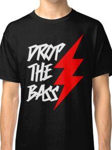 Drop The Bass (dark) Classic T-Shirt