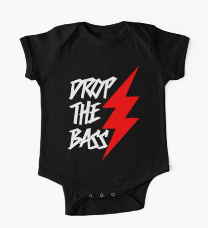 Drop The Bass (dark) One Piece - Short Sleeve