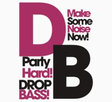 DB drop bass Kids Clothes