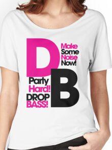 DB drop bass Women's Relaxed Fit T-Shirt