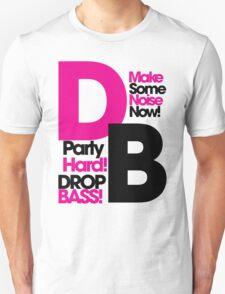DB drop bass Unisex T-Shirt