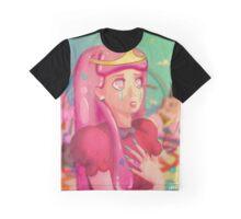 P R I N C E S S • B U B B L E G U M Graphic T-Shirt