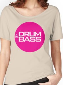 Drum & Bass  Women's Relaxed Fit T-Shirt