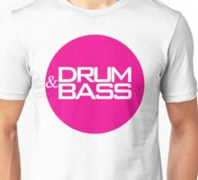 Drum & Bass  Unisex T-Shirt
