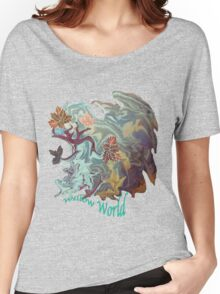 Willow World. Women's Relaxed Fit T-Shirt