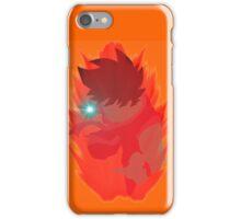 Dokkan Battle PHY Kaioken Goku WT Phone Cases! iPhone Case/Skin