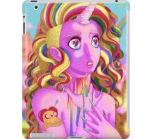 L A D Y • R A I N I C O R N iPad Case/Skin