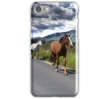 Into The West iPhone Case/Skin