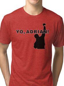 Yo, Adrian! Tri-blend T-Shirt