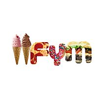 IIFYM Photographic Print
