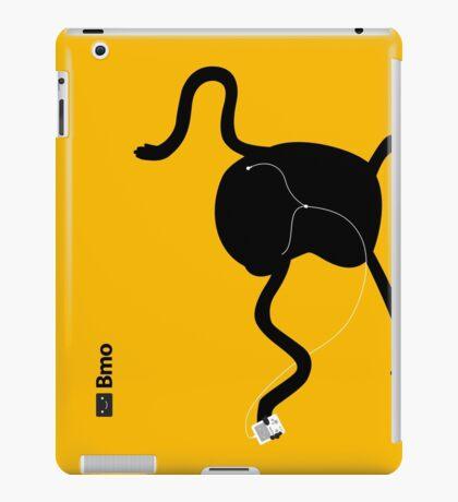 Adventure Time Bmo's Campaign (Apple iPod Parody). Jake Version. iPad Case/Skin