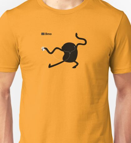 Adventure Time Bmo's Campaign (Apple iPod Parody). Jake Version. Unisex T-Shirt