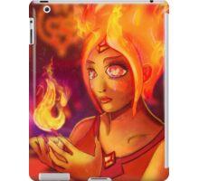 F L A M E • P R I N C E S S iPad Case/Skin