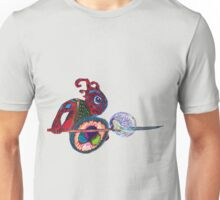 GED-EYE CRICKET Unisex T-Shirt