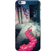my pink snake iPhone Case/Skin