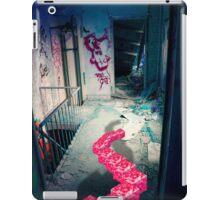 my pink snake iPad Case/Skin