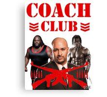 SSW Coach Club  Canvas Print