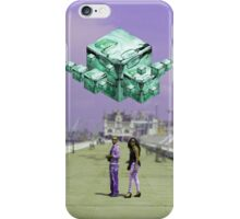 heads up for your new god iPhone Case/Skin