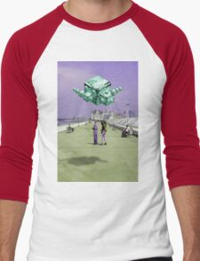 heads up for your new god Men's Baseball ¾ T-Shirt