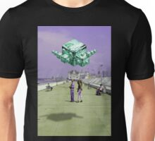 heads up for your new god Unisex T-Shirt