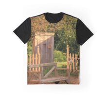 Uptown Outhouse - Windsor, IL Graphic T-Shirt