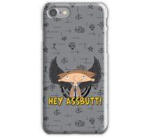Hey Cas! iPhone Case/Skin