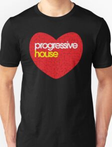 Progressive House Music T-Shirt