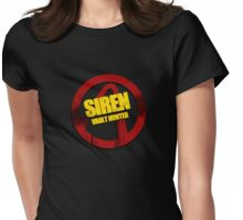 Siren Womens Fitted T-Shirt