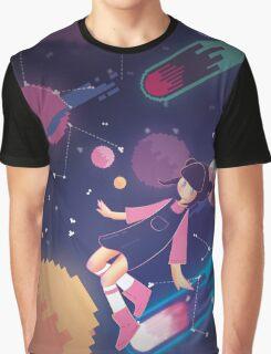 S P A C E • G I R L Graphic T-Shirt