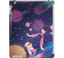 S P A C E • G I R L iPad Case/Skin