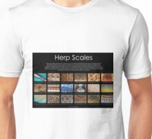 Herp Scales Poster Unisex T-Shirt