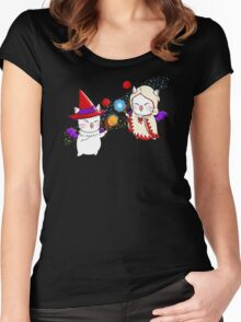 Moogle - WHM & BLM Women's Fitted Scoop T-Shirt