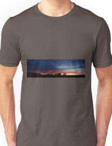 I'll watch you till you settle. Unisex T-Shirt