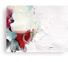 Untitled 2 Abstract Contemporary Canvas Print