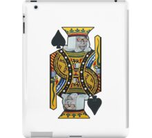 color make me smart even in games iPad Case/Skin