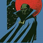 Martian Manhunter, Red Moon by Nomad56641