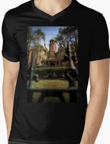 The Soul Harvest Mens V-Neck T-Shirt