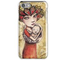 Mothers Crown iPhone Case/Skin