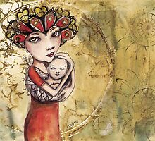 Mothers Crown by Jenny Wood