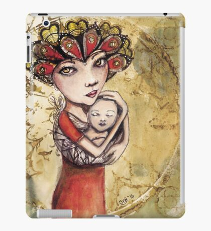 Mothers Crown iPad Case/Skin