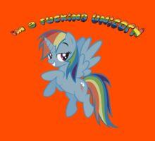 I'm a F'ing Unicorn by Tim Topping