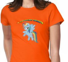 I'm a F'ing Unicorn Womens Fitted T-Shirt