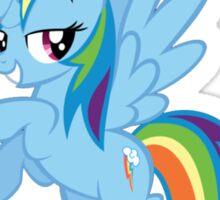 I'm a F'ing Unicorn Sticker