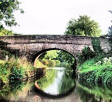 Tiverton Canal by judeatkins