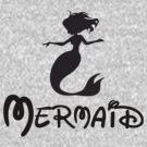 Mermaid by David Ayala
