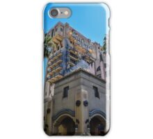 Hollywood Terror Tower iPhone Case/Skin