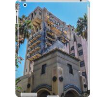 Hollywood Terror Tower iPad Case/Skin