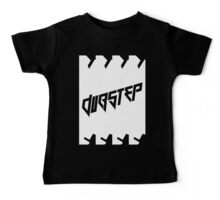 DUBSTEP (VICTORY) WHITE Baby Tee