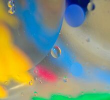 Color Space by HanieBCreations