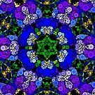 Dotty Kaleidoscope by Dana Roper